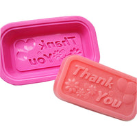 Thank you Silicone Mold