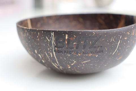 Co Branded Coconut Bowls