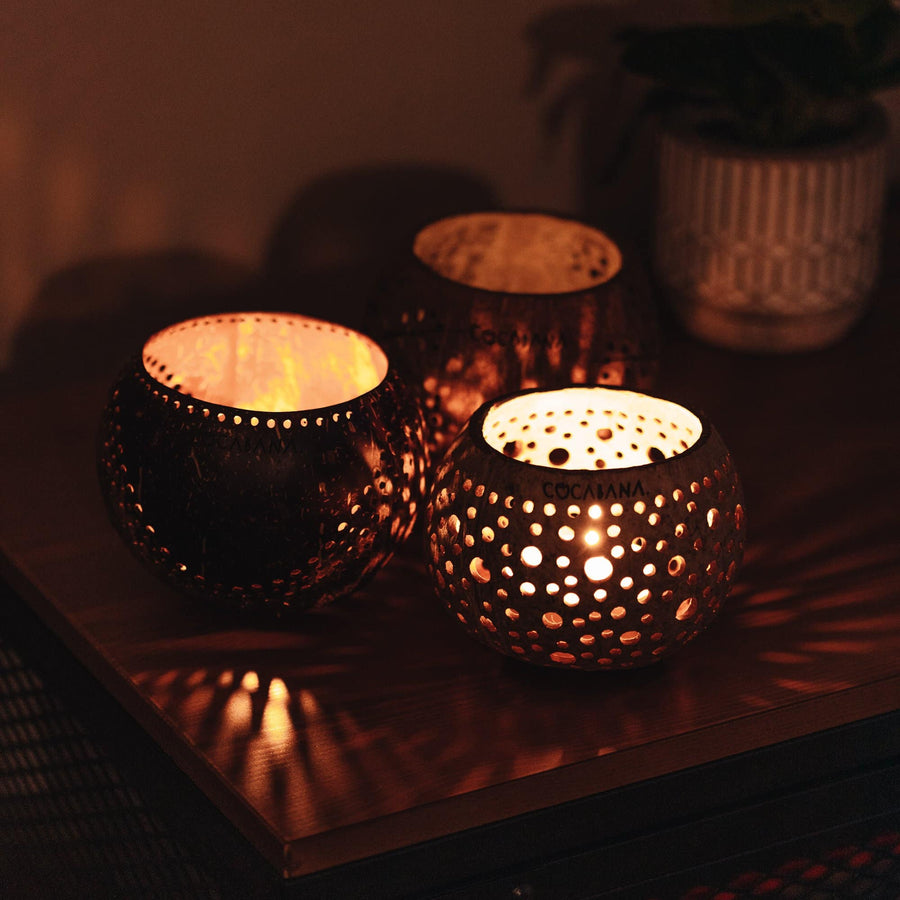 A Trio of Tealight
