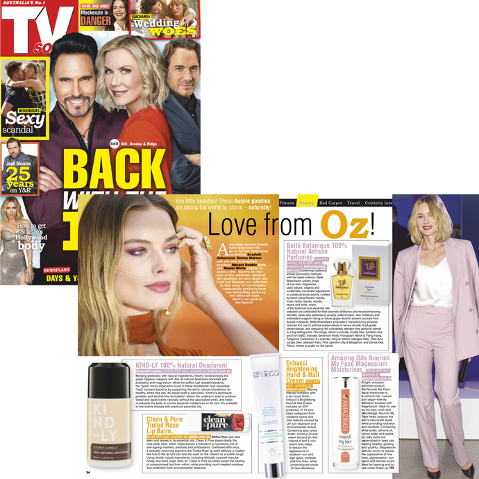 TV Soap: Love From OZ!