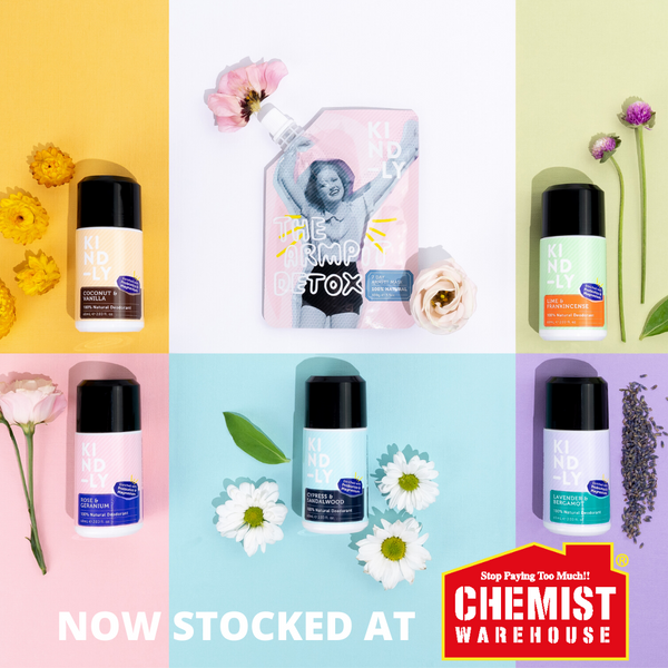 KIND-LY Now Stocked at Chemist Warehouse