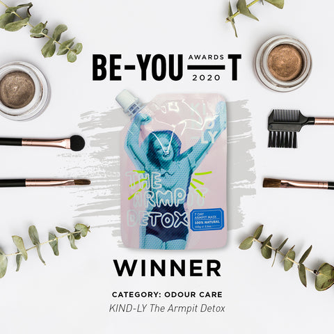 The Armpit Detox by KIND-LY Winner Odour Care Be-YOU-T Awards 2020