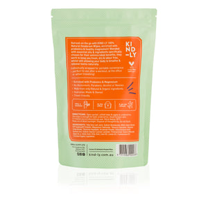 Lime & Frankincense - 100% Natural Deodorant Wipes
