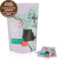 Load image into Gallery viewer, Lavender & Bergamot - 100% Natural Deodorant Wipes