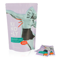 Load image into Gallery viewer, 100% Natural Deodorant Wipes - 3 Packs