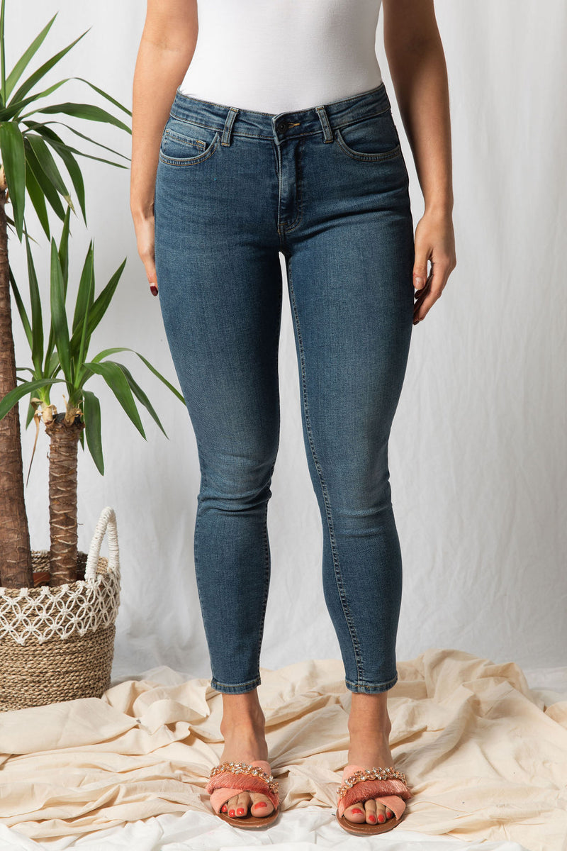 ICHI Lulu Light Blue Jeans