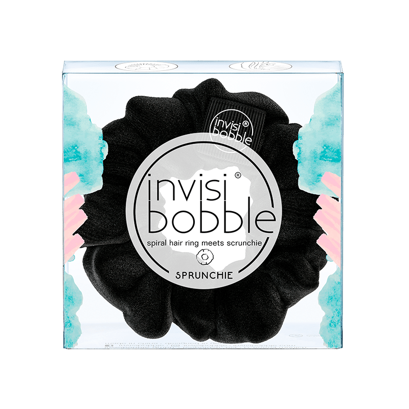Invisibobble Scrunchie- Black