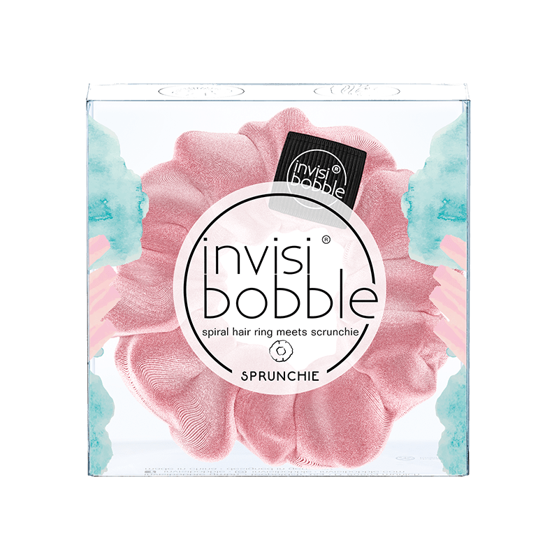 Invisibobble Scrunchie- Pink