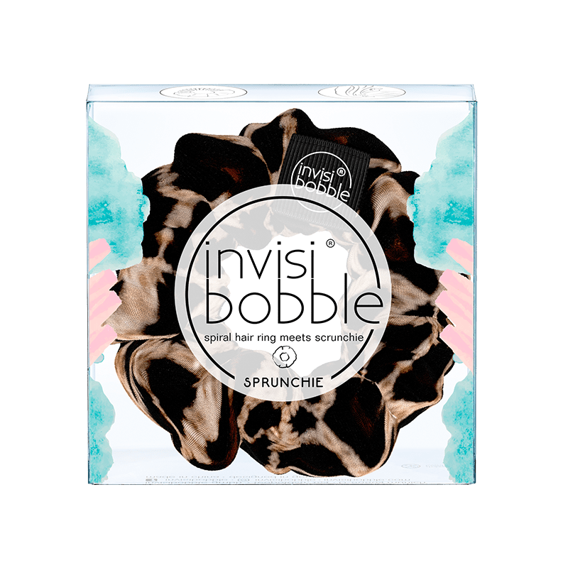 Invisibobble Scrunchie- Leopard