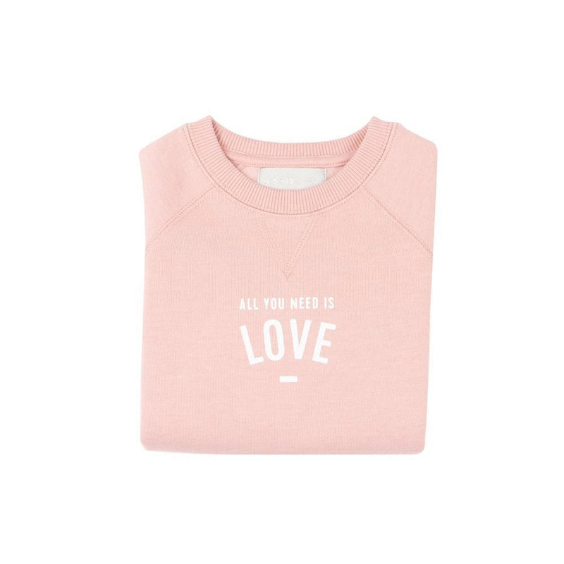 Mini Parade - All You Need Is Love Sweatshirt