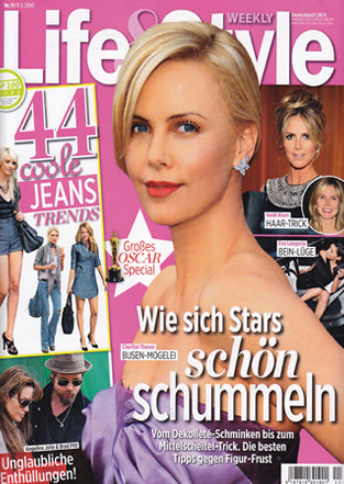 Life&Style März 2010 - Cover