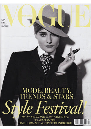VOGUE April 2010 - Cover