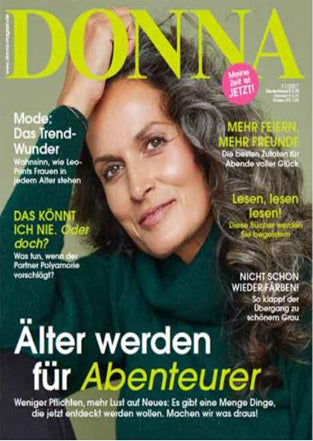 Body Grader Anti-Aging Serum in der DONNA Oktober 2017