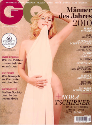 Klotz Labs in der GQ 2010