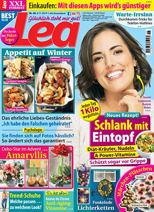 Klotz Labs Vitamin D Booster in der LEA November 2019