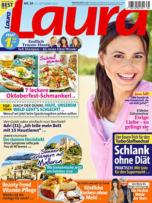 Klotz Labs Vitamin D Booster Serum in der Laura September 2019