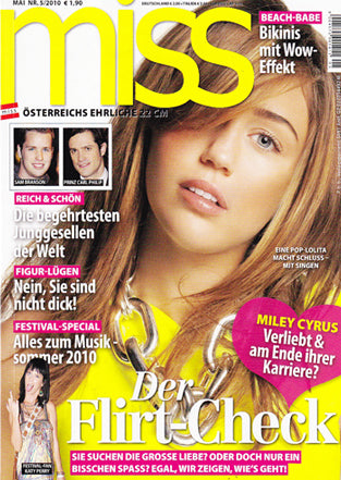 MISS Mai 2010 - Cover