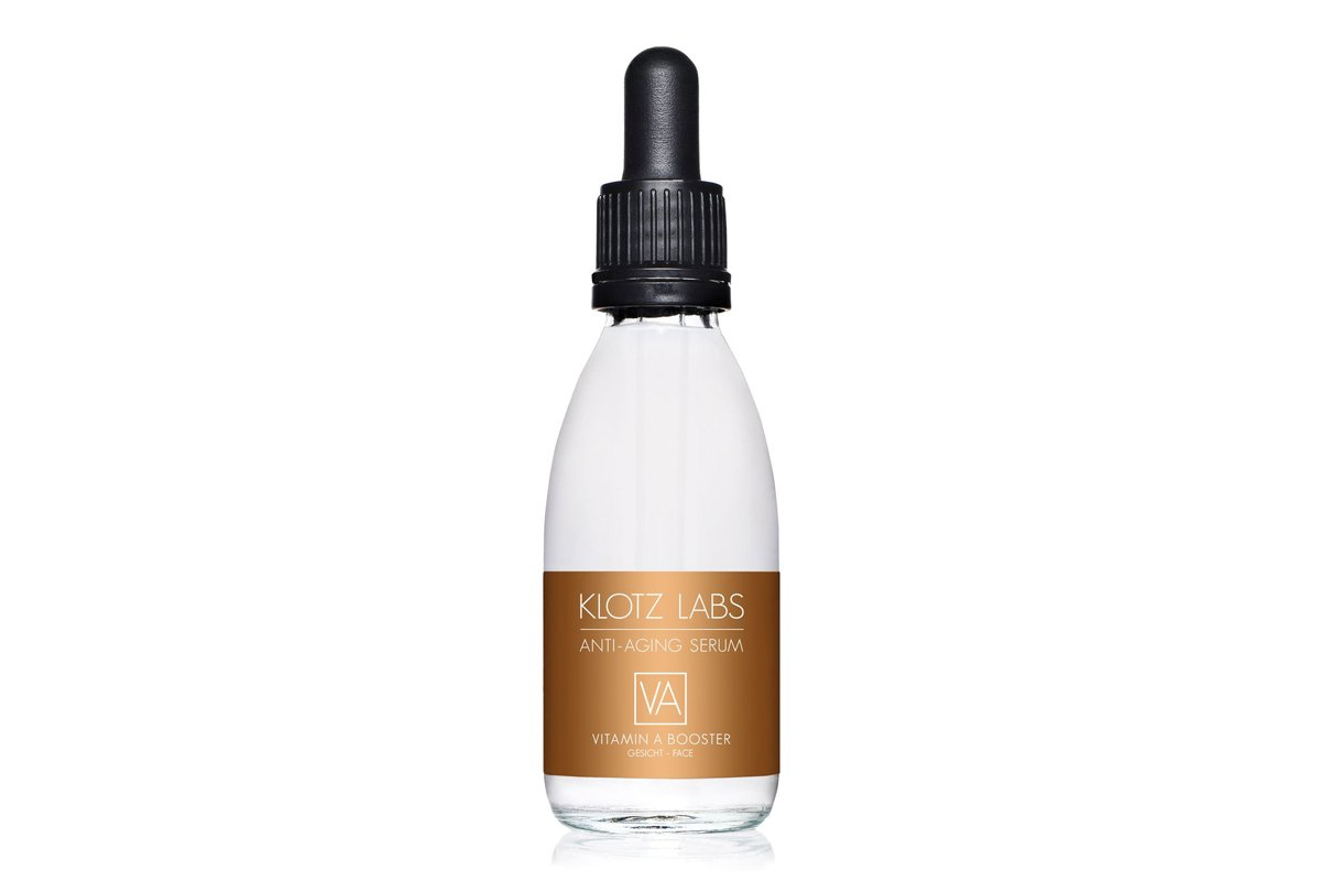 Klotz Labs Vitamin A Booster Serum
