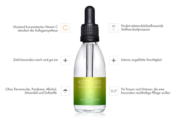 VITAMIN C BOOSTER SERUM