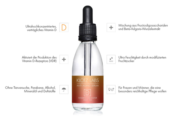 VITAMIN D BOOSTER SERUM