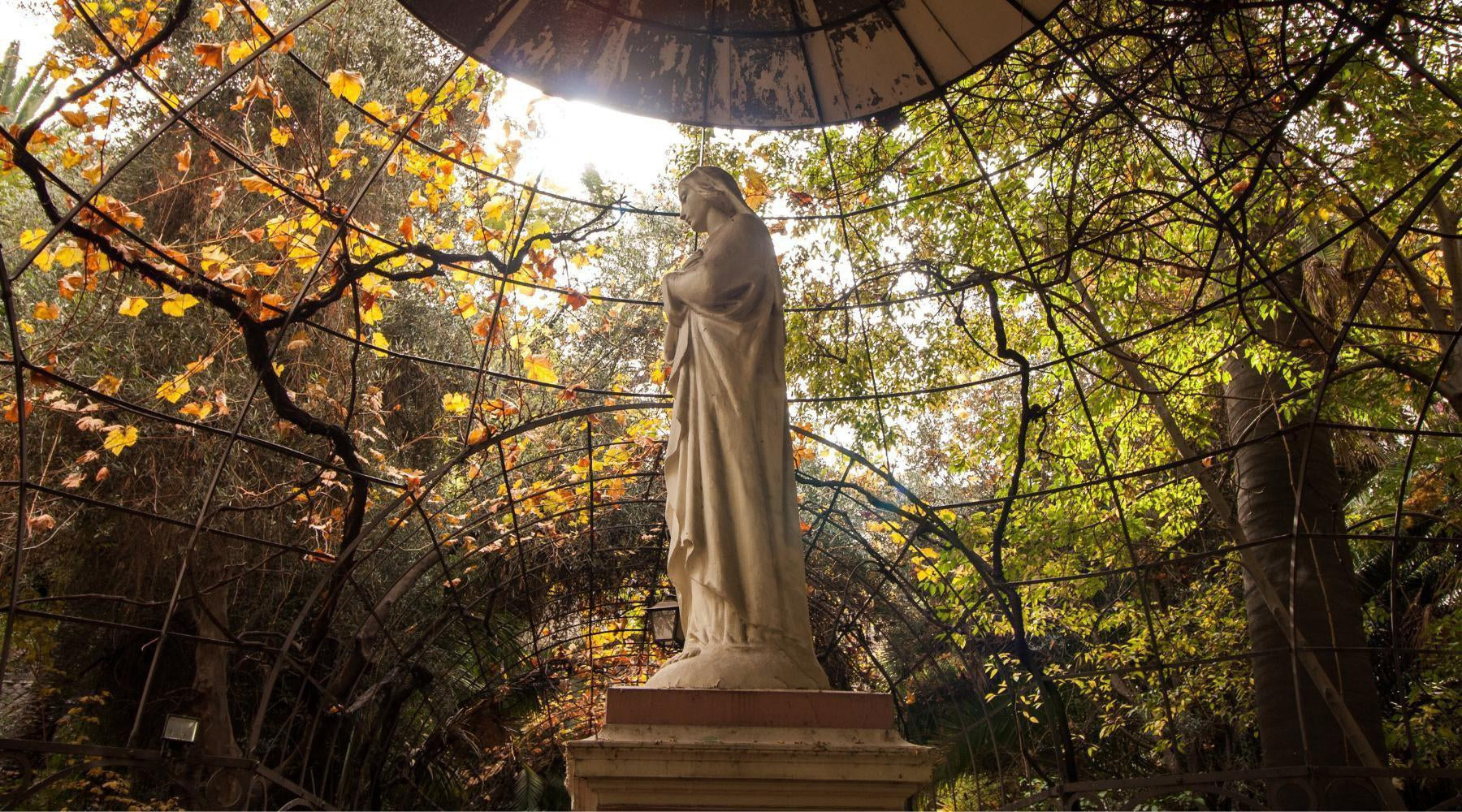 How to Transform Your Yard in an Inspiring Prayer Garden-Catholically