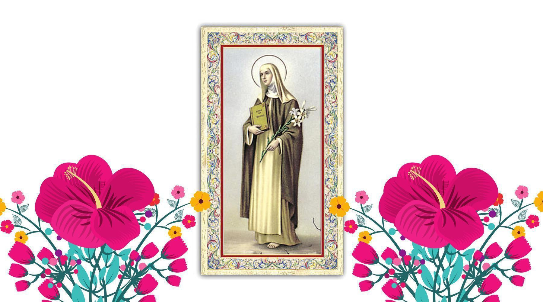 Who is St. Catherine of Siena?-Catholically