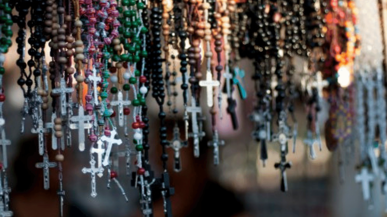 What do the 15 promises of the Rosary mean?-Catholically