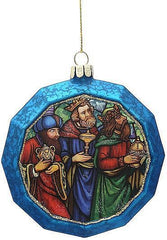 Tree wise men Christmas Ornament