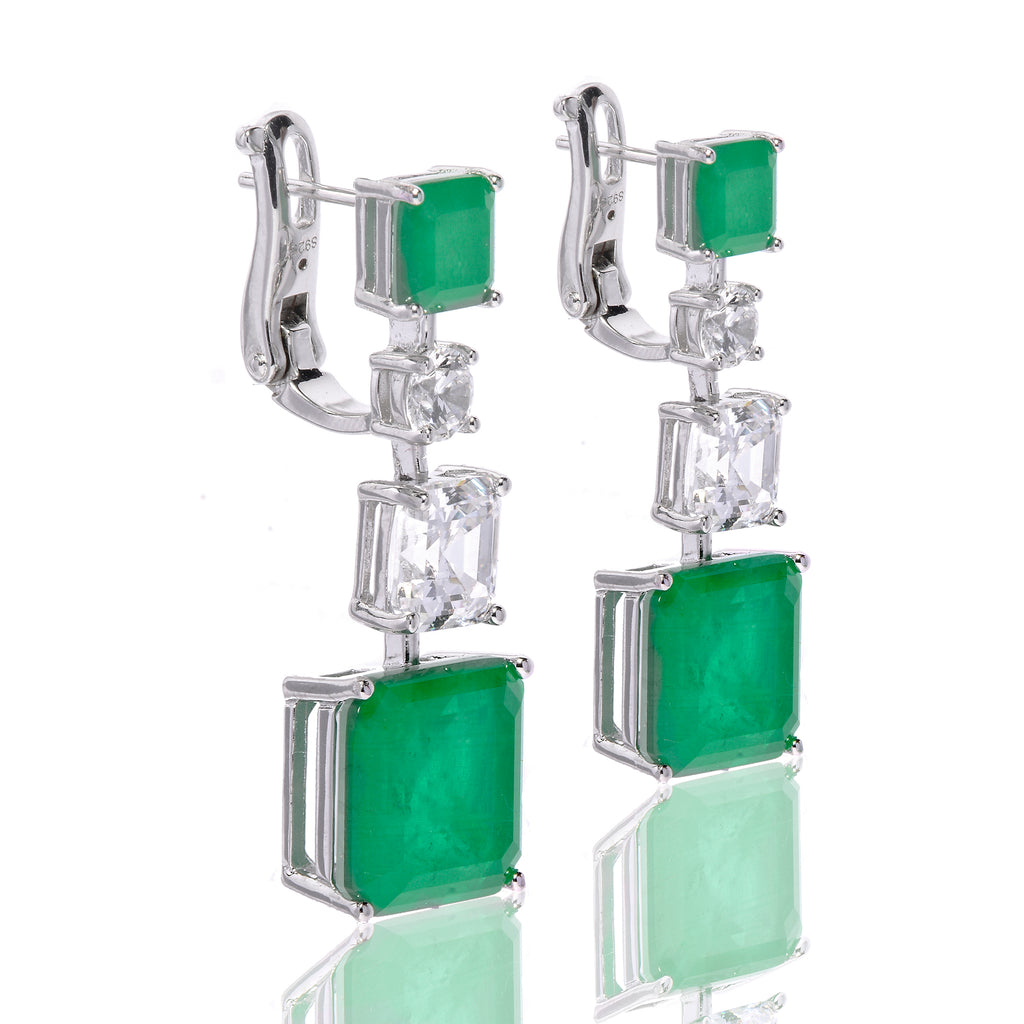 Emerald and Diamond Squares