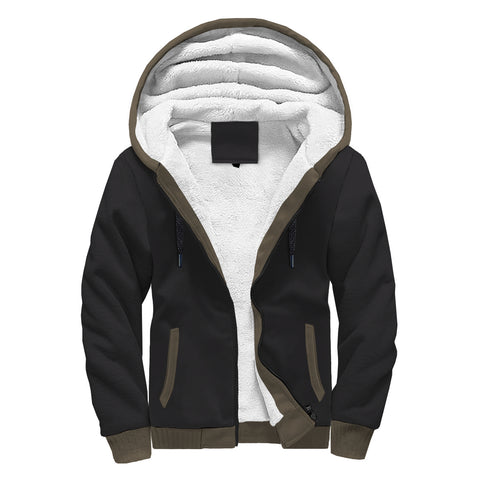 Image of Pirate Alcoholic Sherpa Lined Zip Up Hoodie - TipsyPrint.com