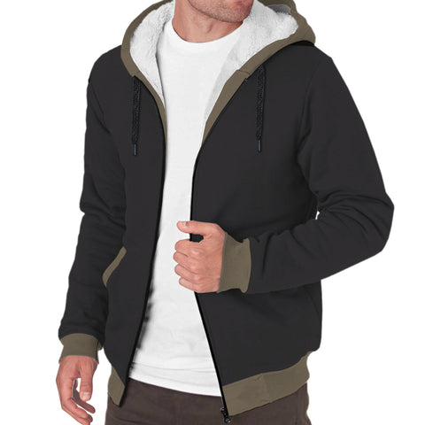 Pirate Alcoholic Sherpa Lined Zip Up Hoodie - TipsyPrint.com