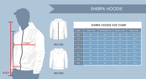 Image of Air Force Vintage Aircraft Sherpa Lined Hoodie - TipsyPrint.com