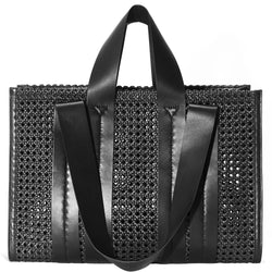 COSTANZA BAG LARGE BENTOTA BLACK