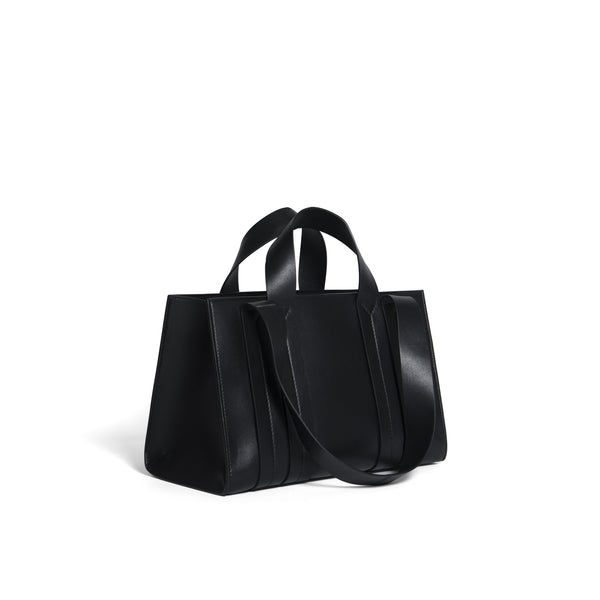 COSTANZA BAG M VITELLO BLACK
