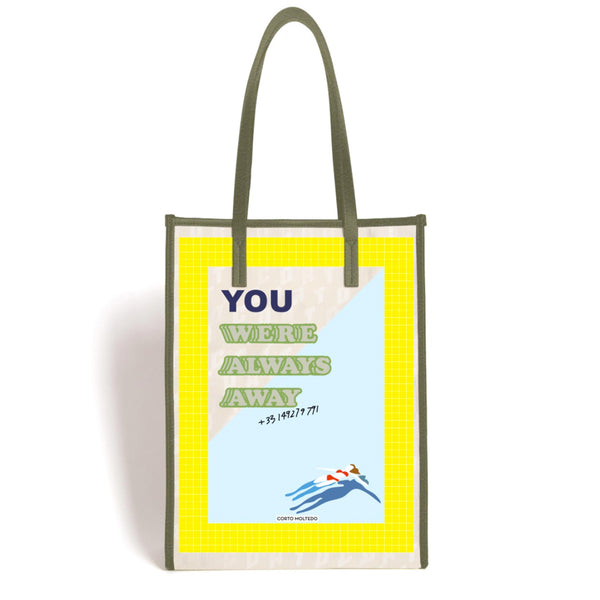SHOPPER TOTE ALWAYS AWAY