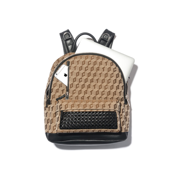 BACKPACK CC CM LUXOR CL/CALF BLACK