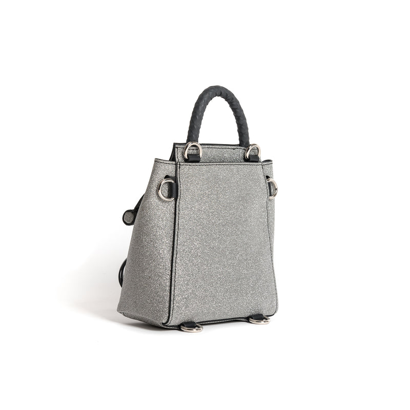 PRISCILLA MINI BACKPACK DISCO SHINE