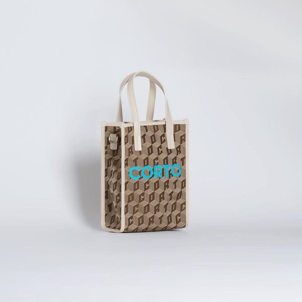 SHOPPER TOTE MEDIUM CLASSIC LUXOR
