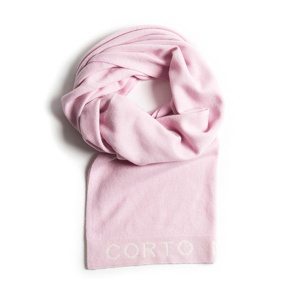 SCARF CM BABY PINK