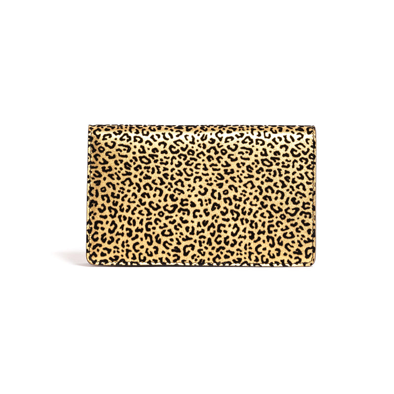 ROYAL WALLET LEOPARD PRINT