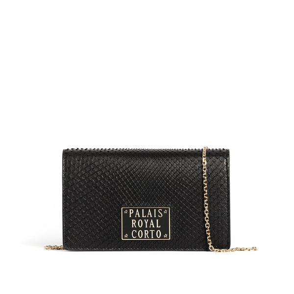 ROYAL WALLET BLACK SNAKE