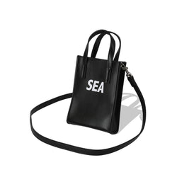 SHOPPER TOTE MINI X WINDANDSEA/BLACK
