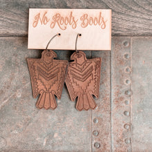 Load image into Gallery viewer, Thunderbird [Leather Earrings]