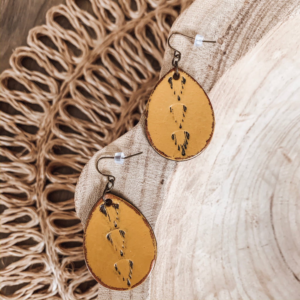 Catalina Earring [Mustard]