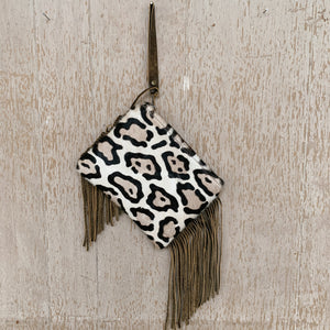 Yuma Wristlet [Muted Cheetah]