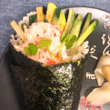 Load image into Gallery viewer, Surimi Temaki