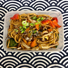 Load image into Gallery viewer, Yakisoba Veggie