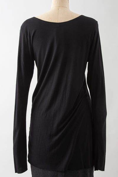 Big Scoop Cashmere Blend Tunic