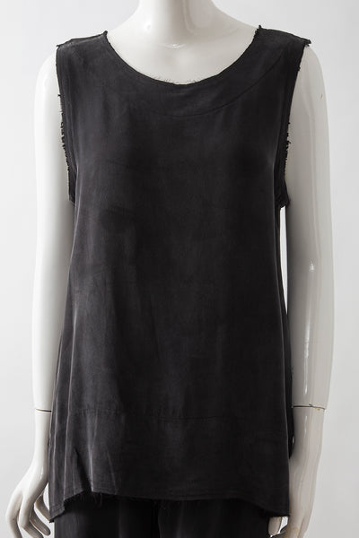 Sueded Silk Daria Tank