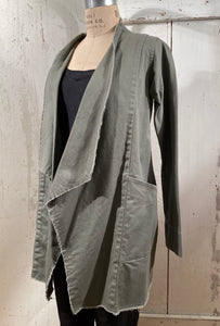 Canvas Ruma Coat